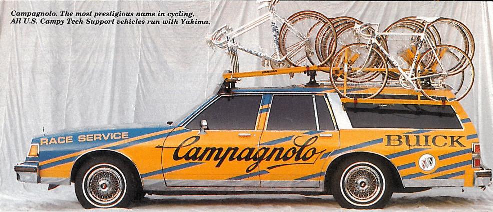 Vintage Yakima roof racks & bike accessories