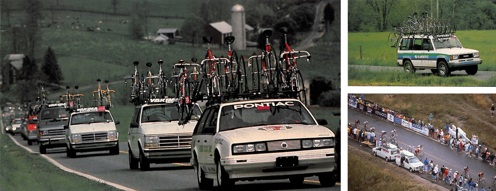 Yakima retro heritage bike racks
