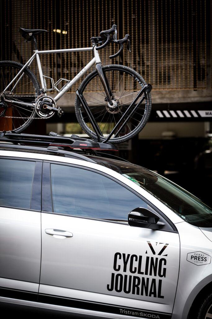 Yakima HighRoad Bike Carrier NZ Cycling Journal